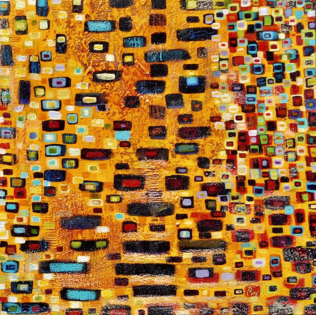 Carol Estes Nowlin: Leopard Lights