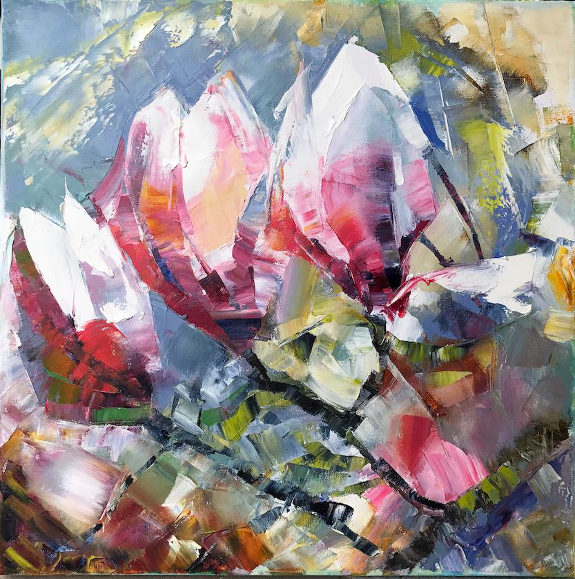 Vera Neel: Magnolias