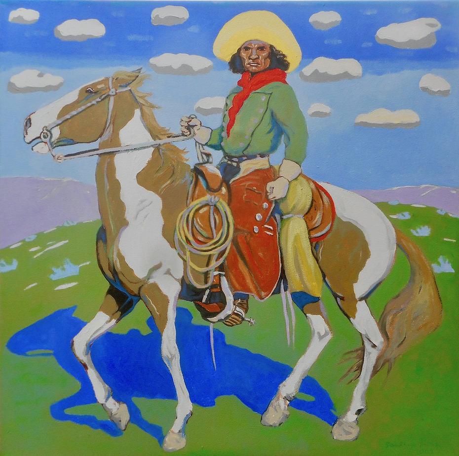 Santiago Perez: Nat Love, Cowboy Extraordinaire