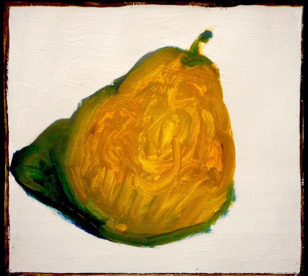 Santiago Perez: Pear, 4