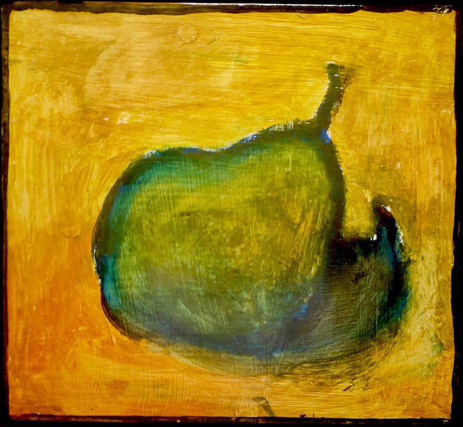 Santiago Perez: Pear, 7