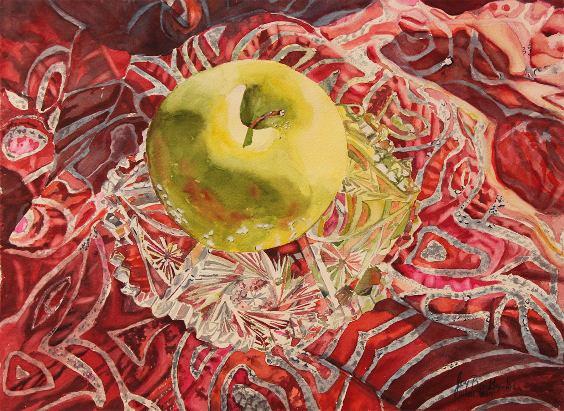 Joy Brinkley-Hill: Picky Eaters