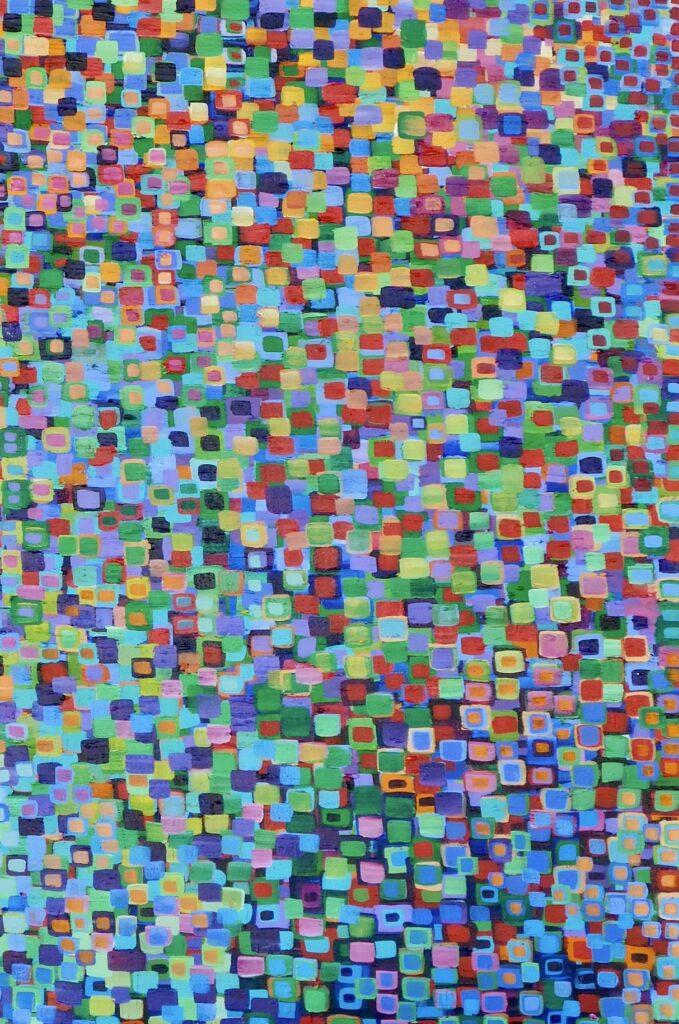 Carol Estes Nowlin: Precipitation Colors