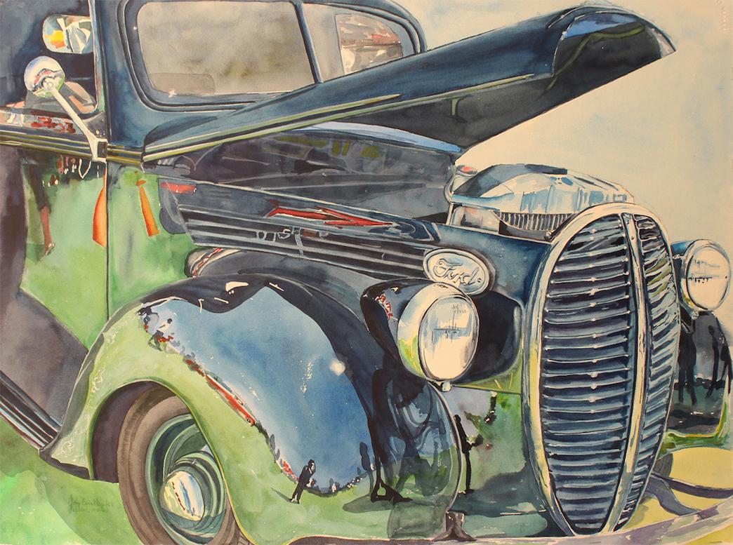 Joy Brinkley-Hill: Reflections