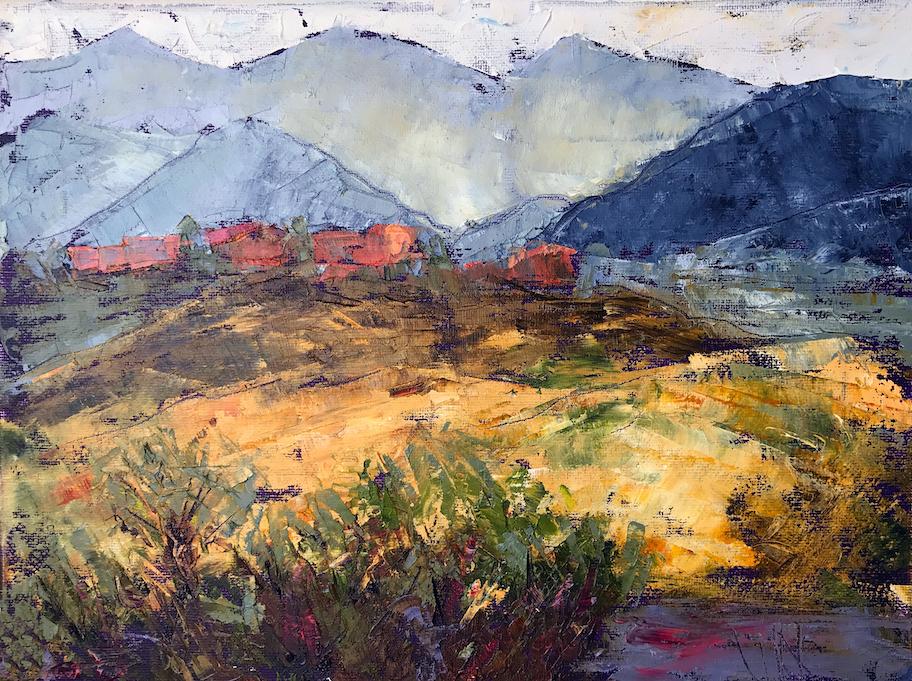 Vera Neel: Sandia View