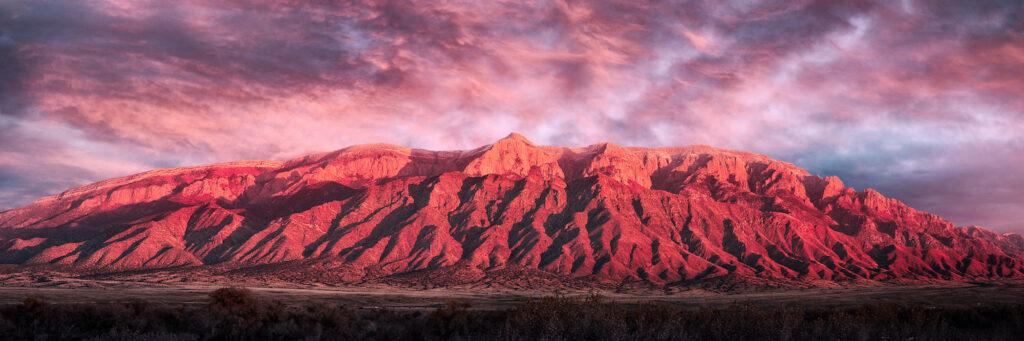 Dennis Chamberlain: Sandias of New Mexico