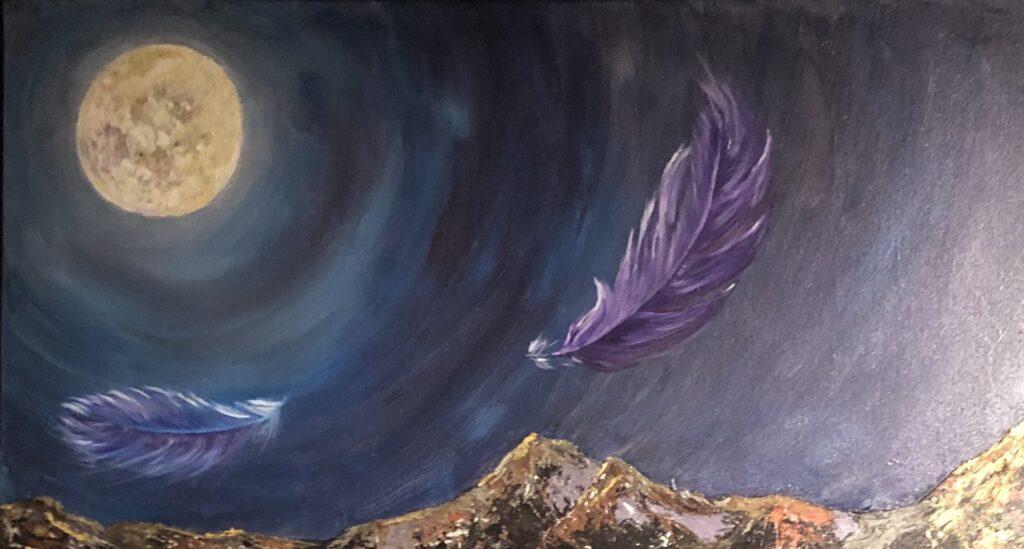 Phyllis A. Gunderson: Serene Space