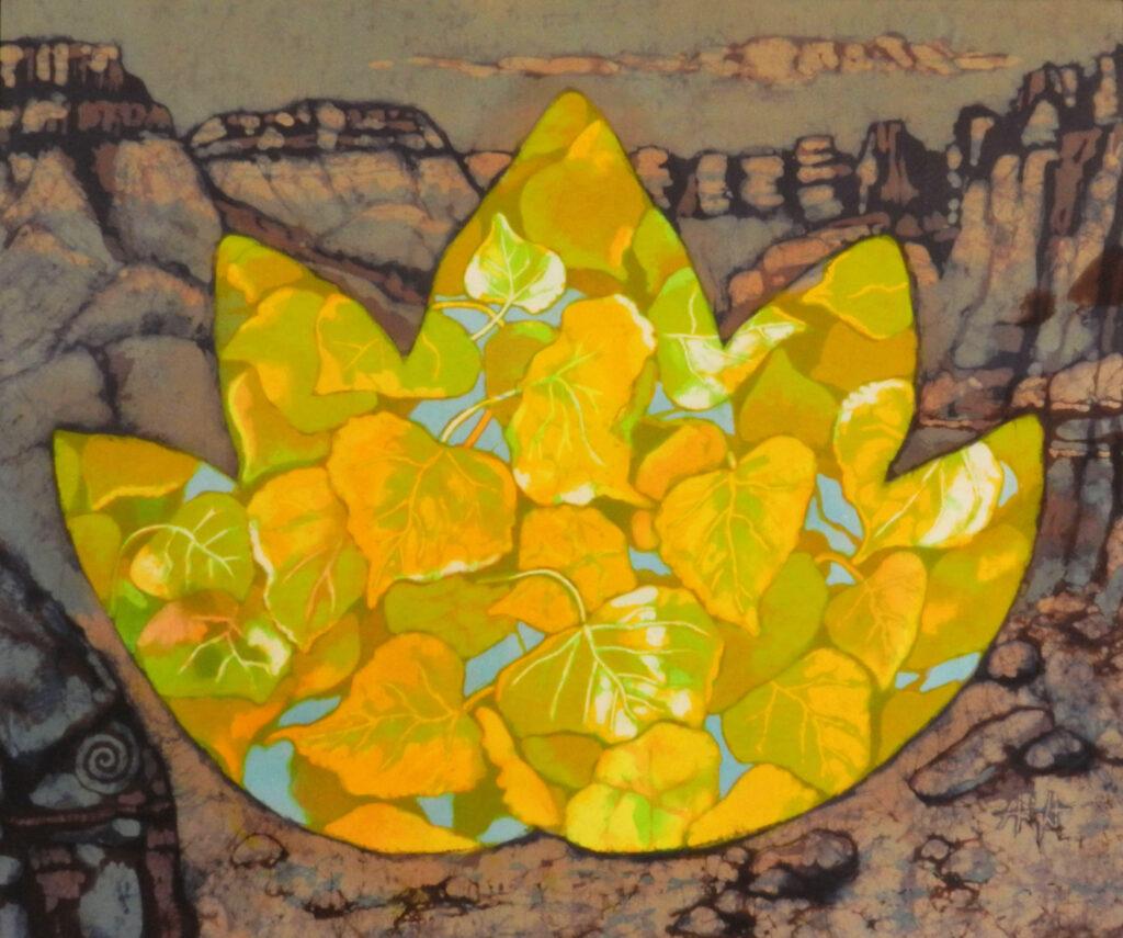 Cathy Haight: Southwestern Lotus