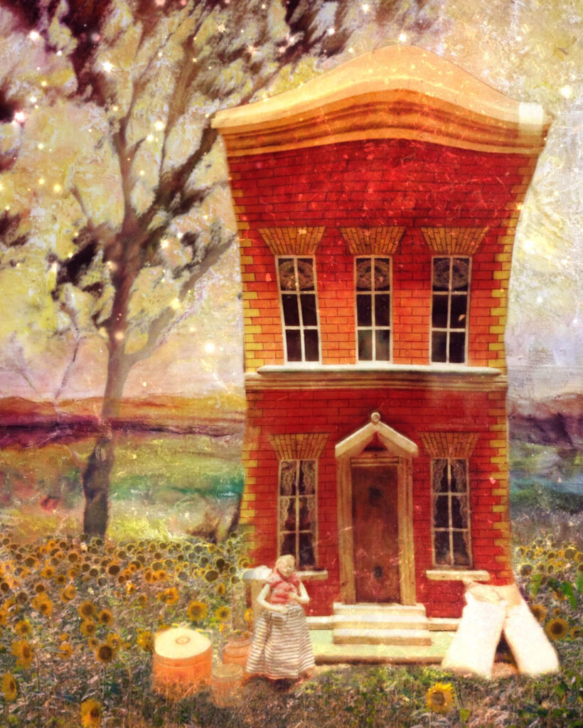 Carol Mell: Sunflower Street
