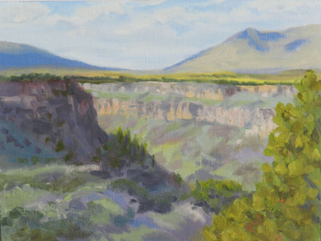 Cathy Haight: The Gorge at Wild Rivers