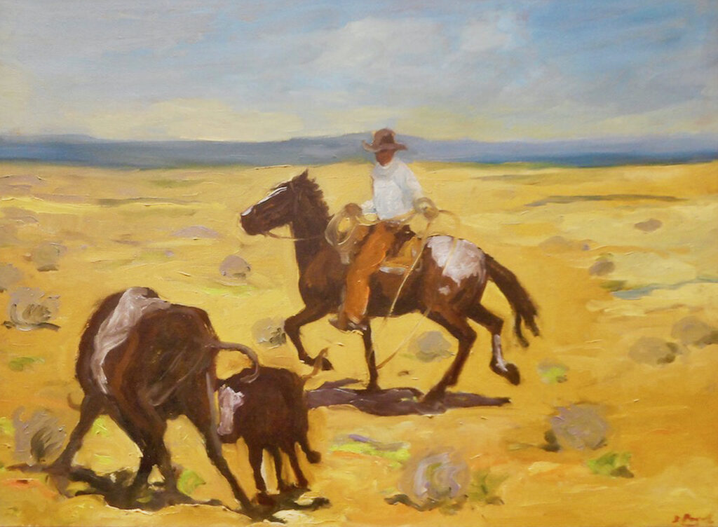 Santiago Perez: The New Calf