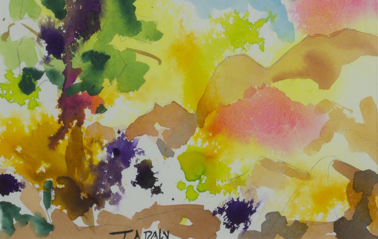 Tom Daly: Abstract 1