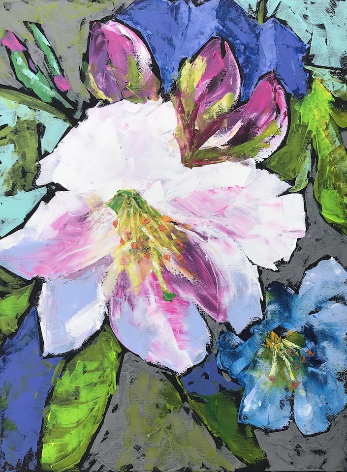 Vera Neel: Bloom