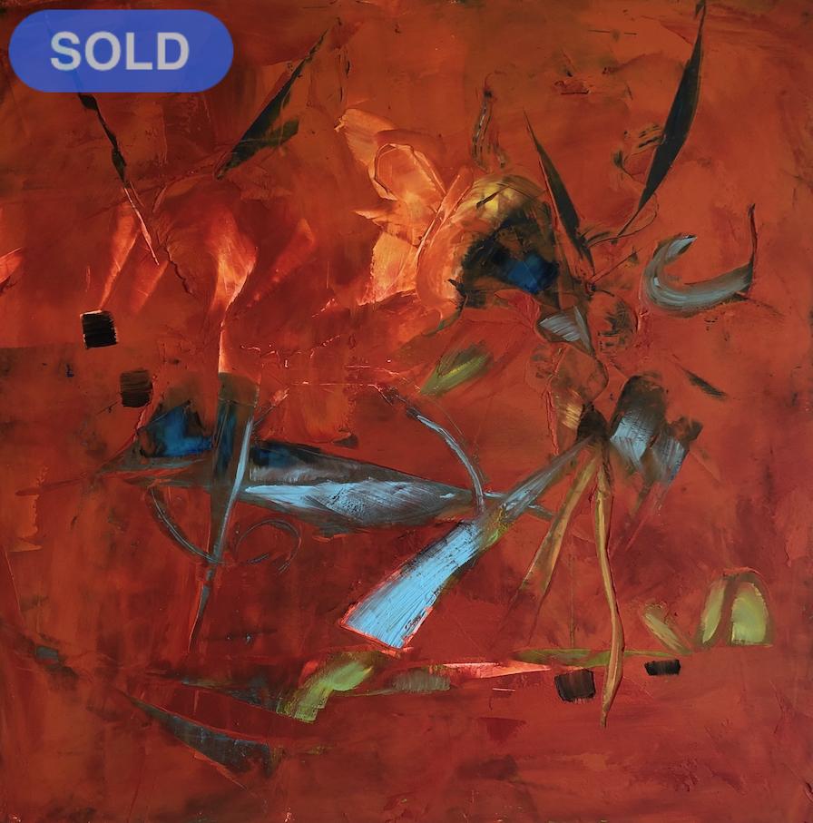 Ginna Heiden: Celebration - SOLD