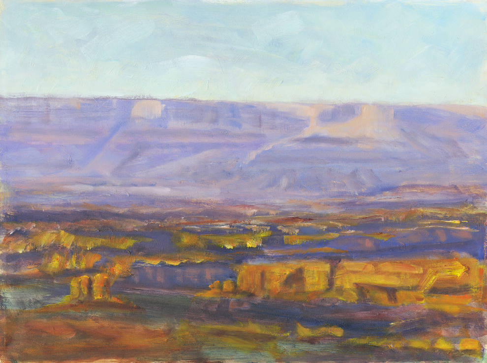 Marc Sherson: Horsethief Canyon