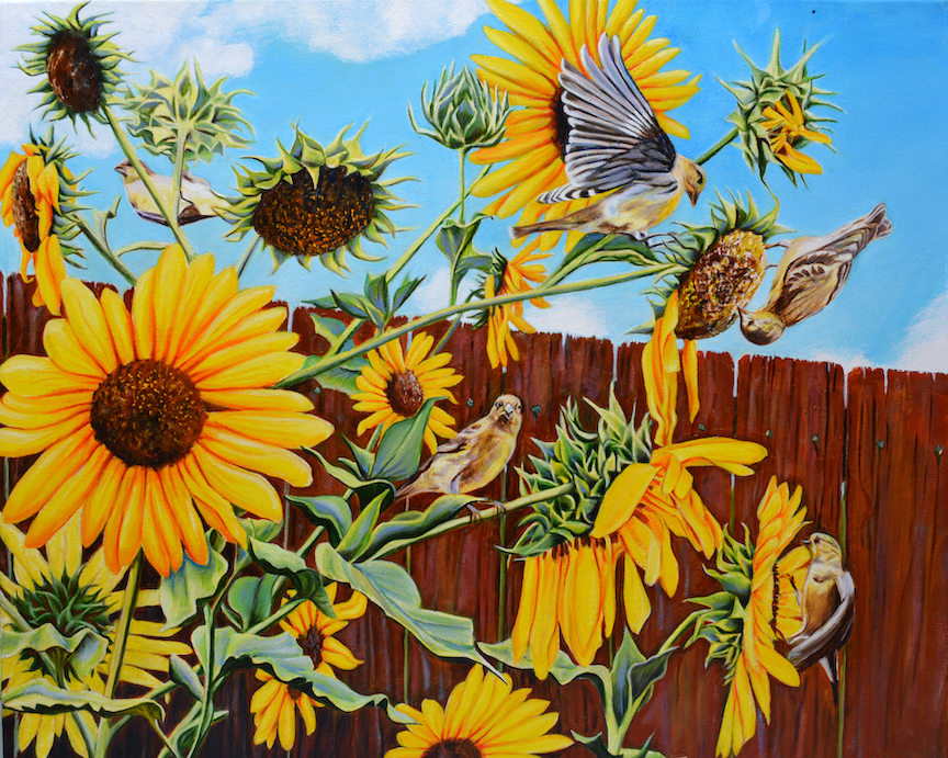 Sarah Hartshorne: I Was Keeping A Bird