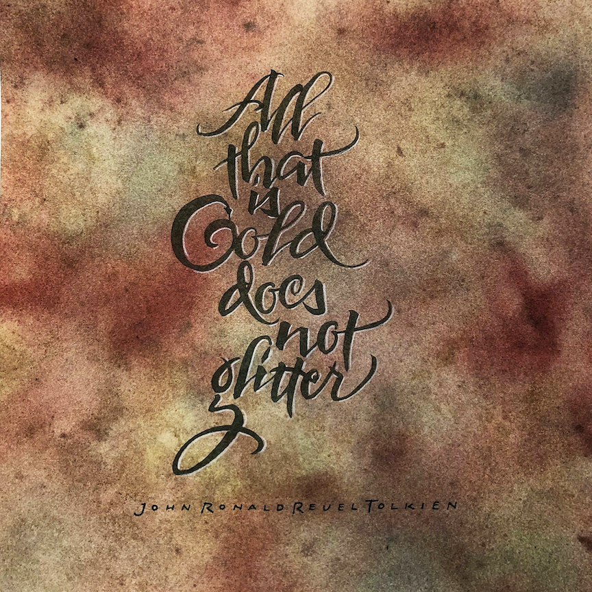 Janice Gabel - All That Is Gold