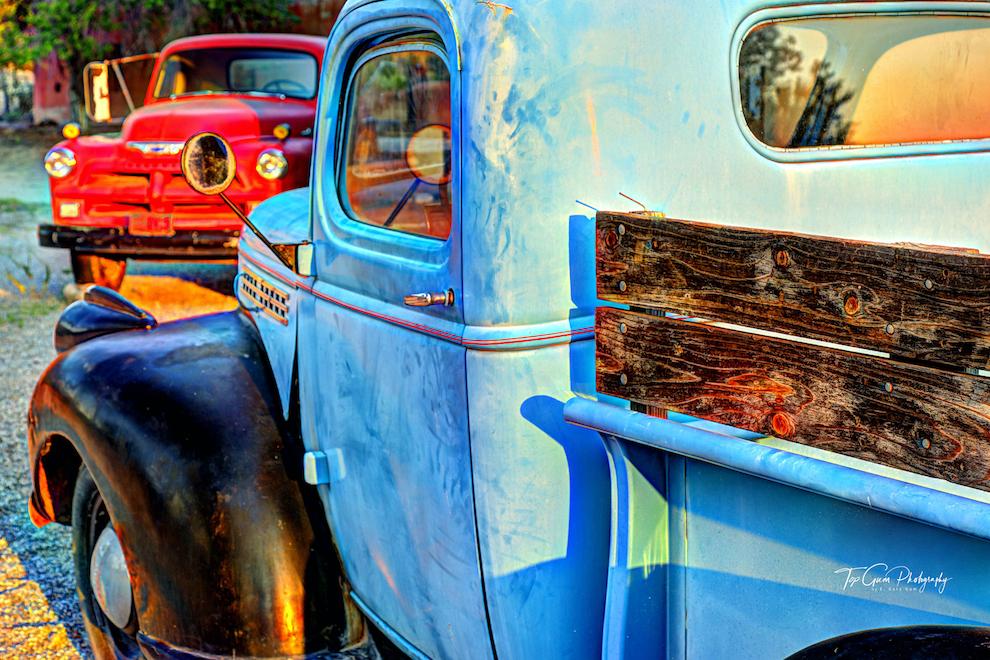 E. Gary Gum: Ojo Truckin'