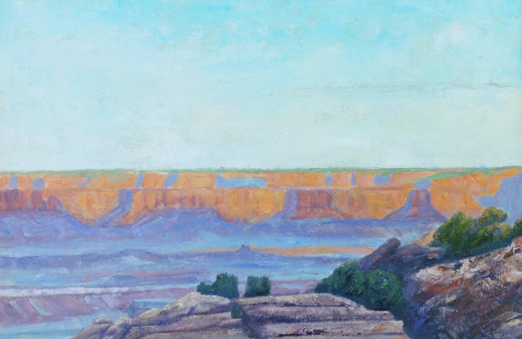 Marc Sherson: Orange Cliffs