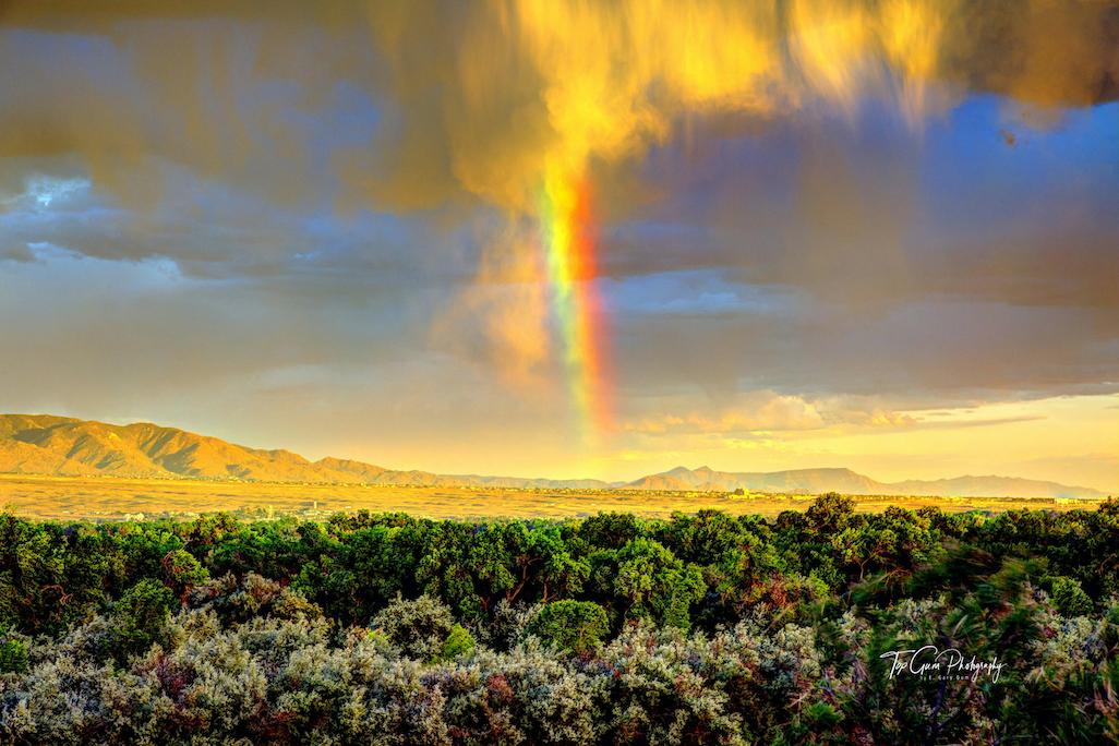E. Gary Gum: Rainbow Tornado