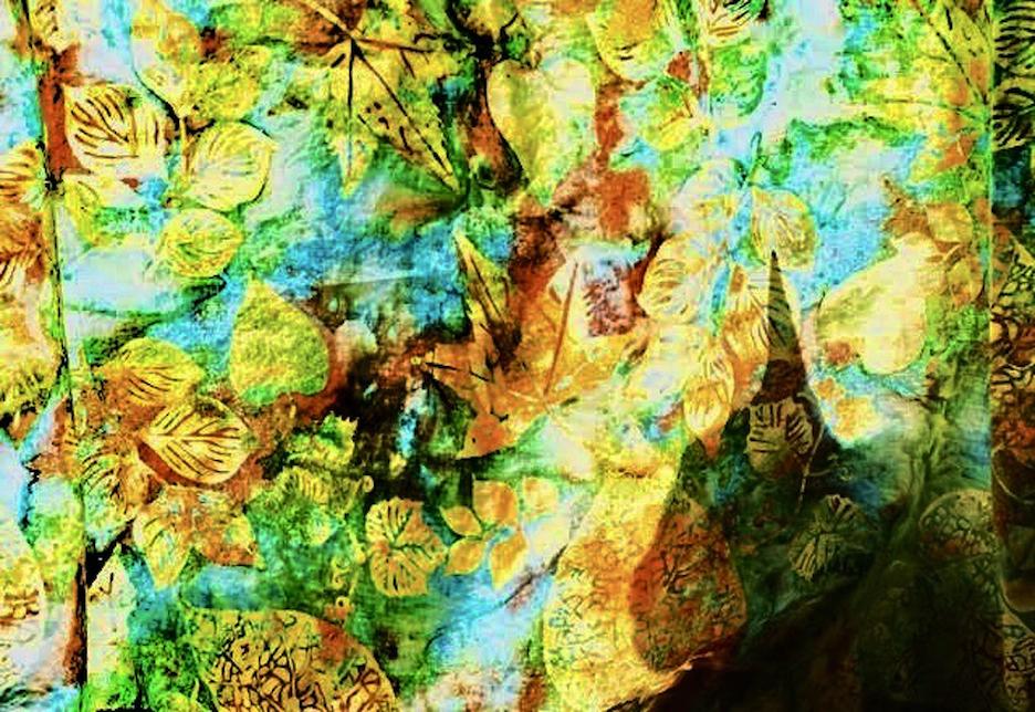 Irene Garden - Shadow Series: Color Him Wild