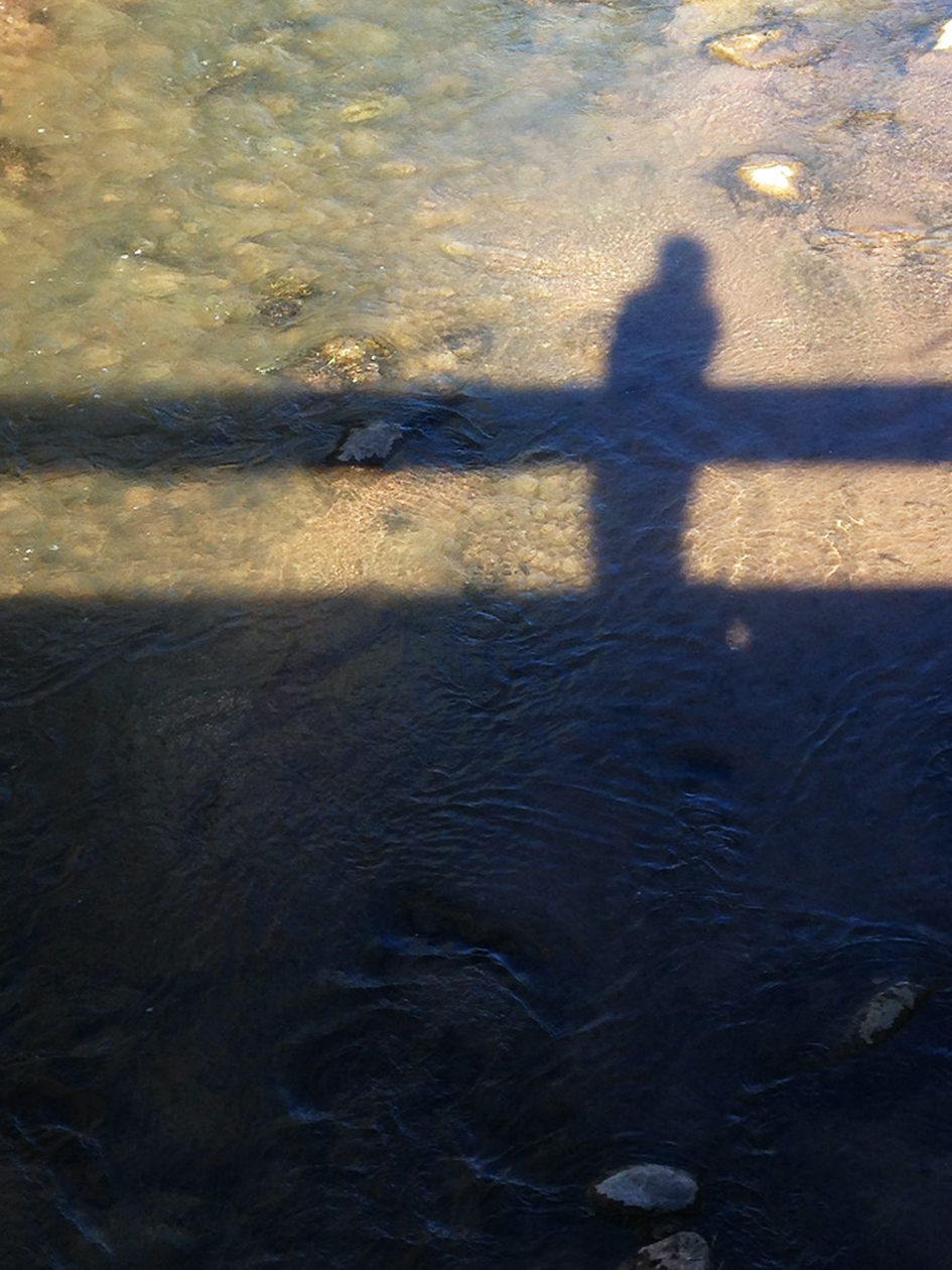 Irene Garden - Shadow Series: I And The Water Are One