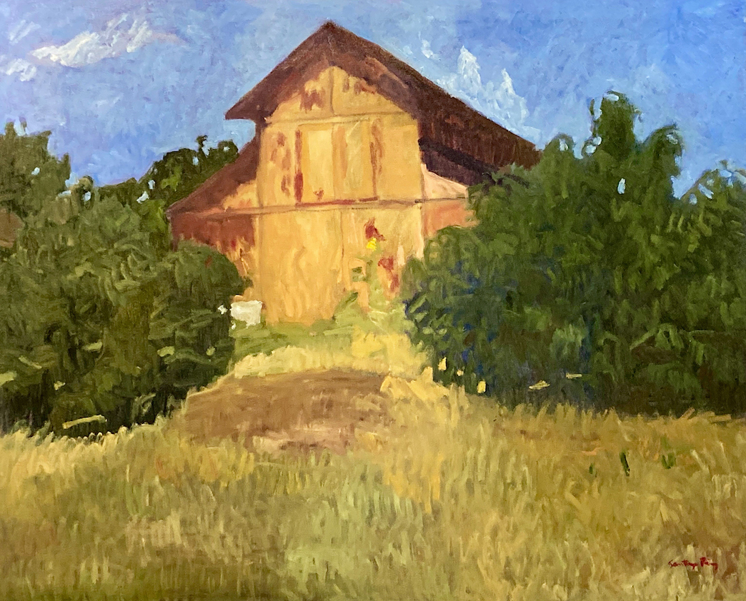 Santiago Pérez: The Old Barn