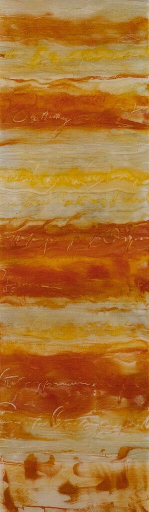 Trish Meyer: Sunset Strata