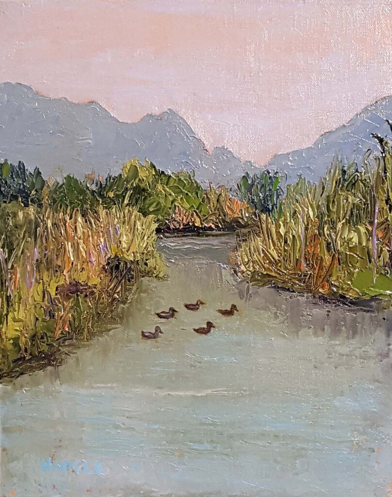 James Naugle: Bachechi Open Space Duck Party