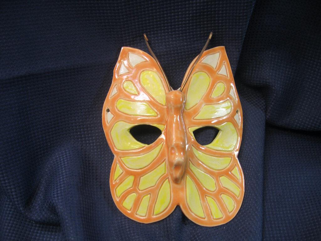 Rick Snow: Butterfly Mask