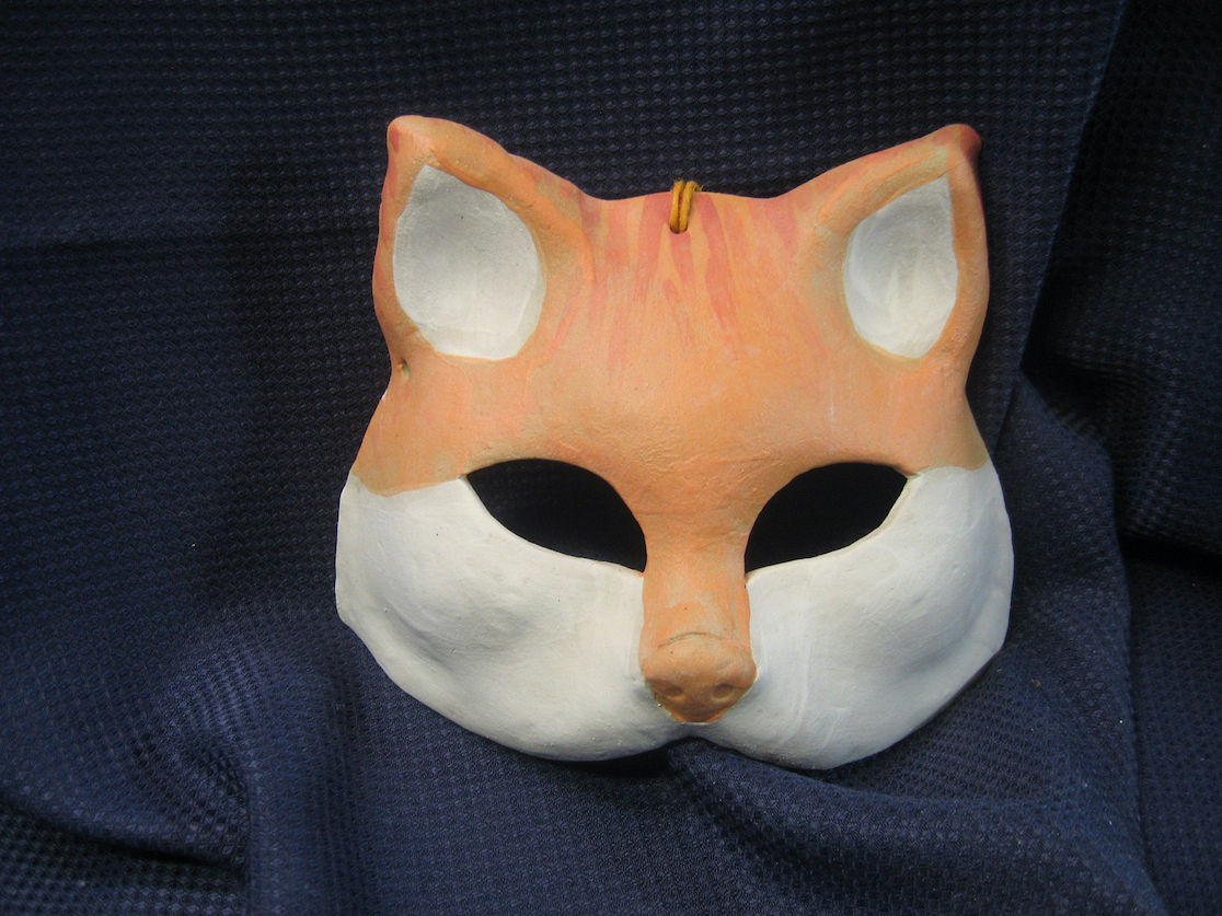 Rick Snow: Cat Mask