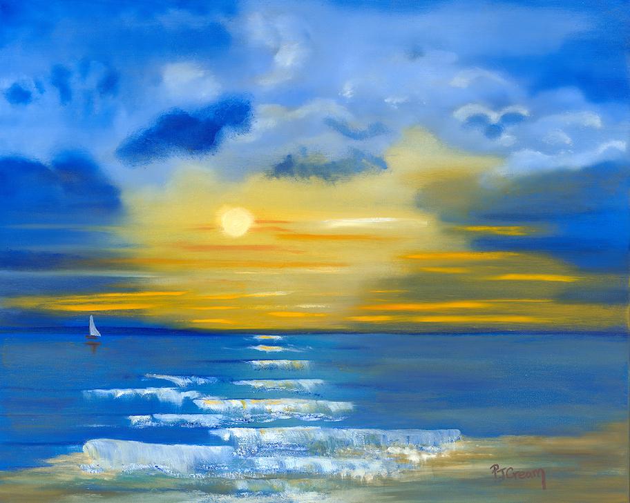 Patricia Cream: Daytona Sunrise