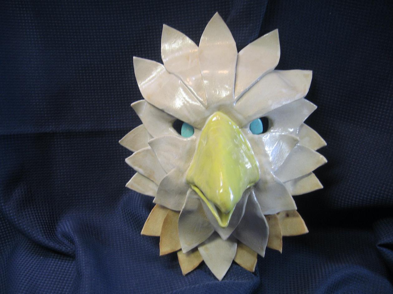 Rick Snow: Eagle Mask