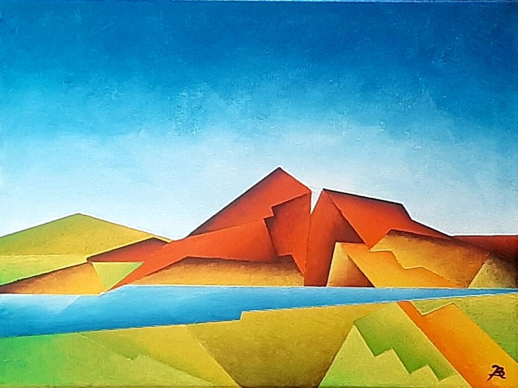 Brandon Allebach: Erosion