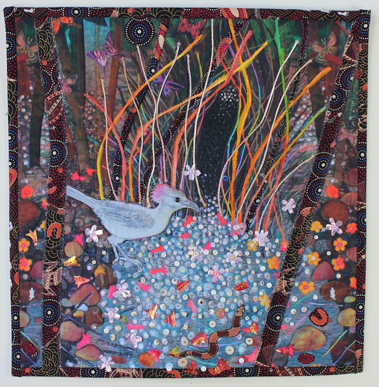 Judith Roderick: Greater Bowerbird