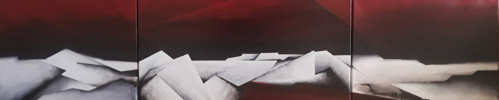 Brandon Allebach: Iridium Triptych