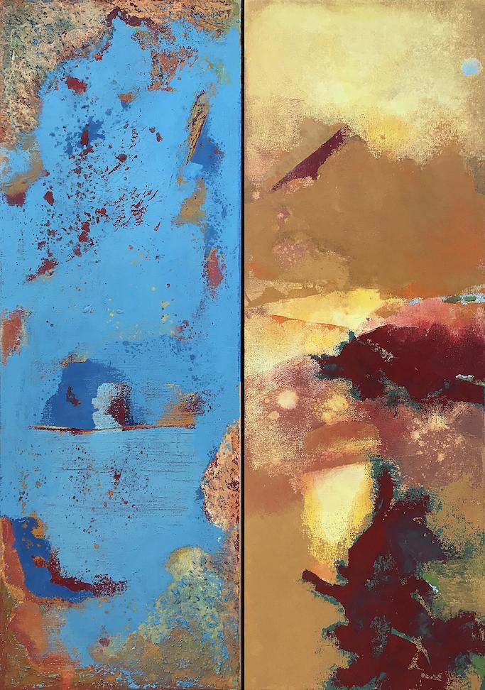 P.K. Williams/Rebecca Nolda: Landscape Melody