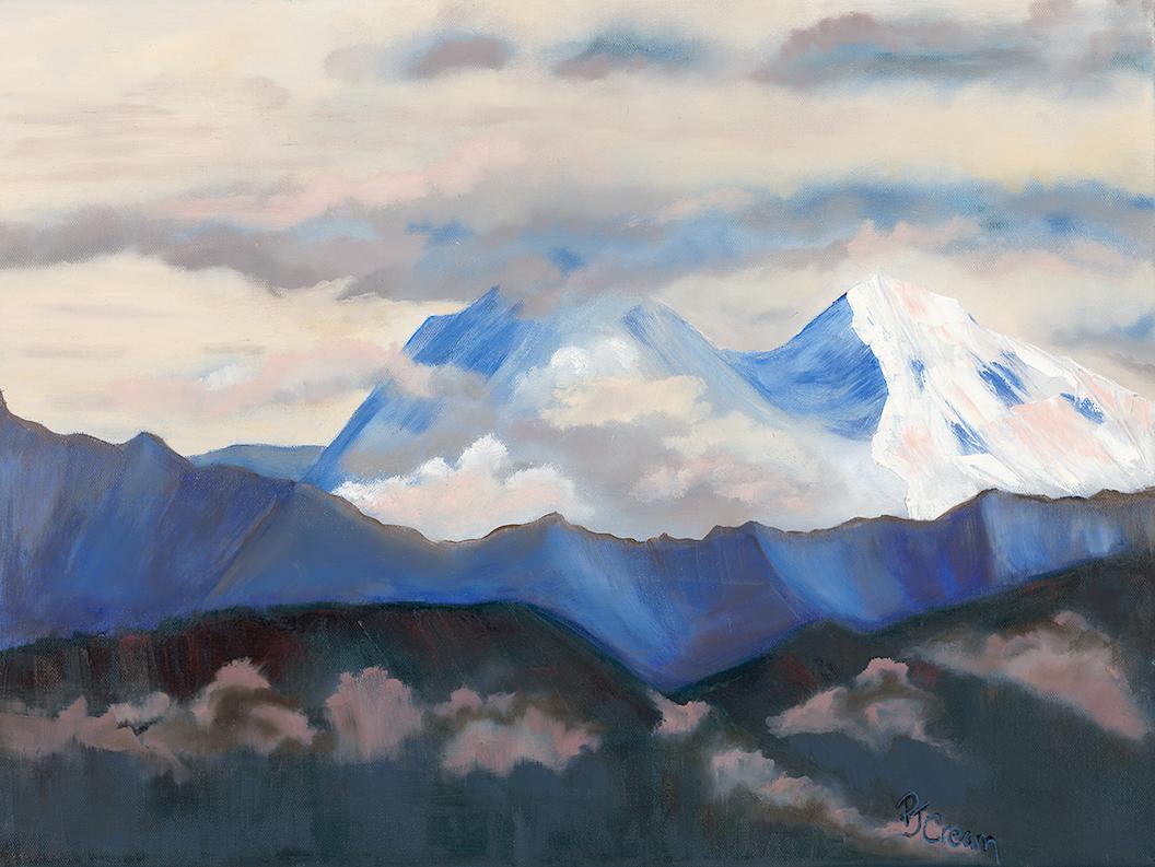 Patricia Cream: Majestic Mt McKinley