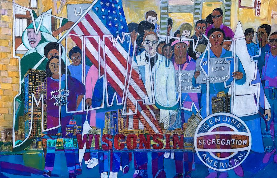 Denise Weaver Ross: Milwaukee WI - Genuine American Segregation
