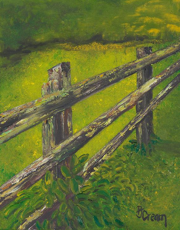 Patricia Cream: Mossy Lane