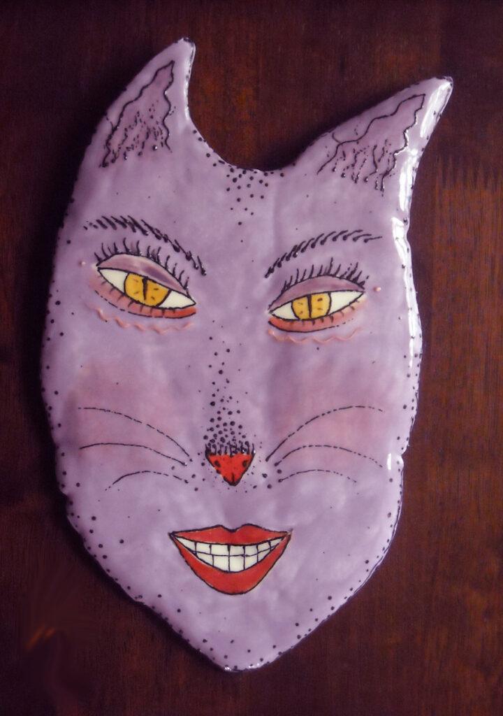 Lesley Long: Purple Passion