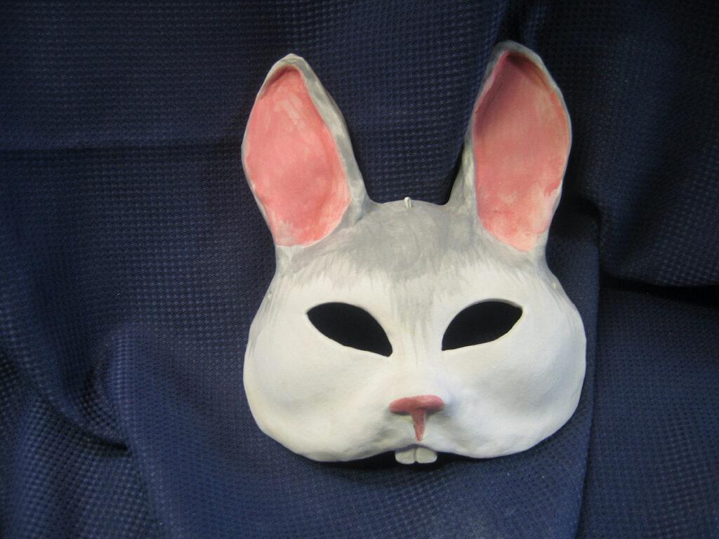 Rick Snow: Rabbit Mask