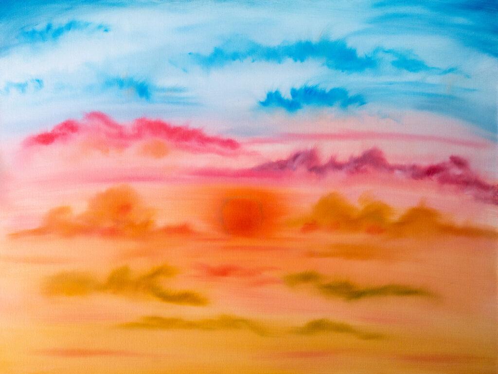 Patricia Cream: Sky on Fire