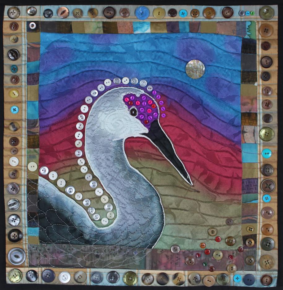 Judith Roderick: Small Crane