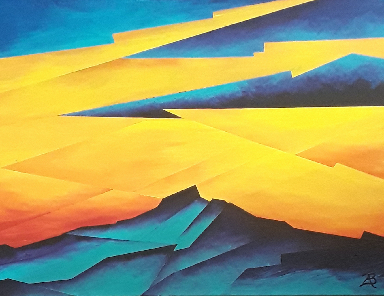 Brandon Allebach: The Blue