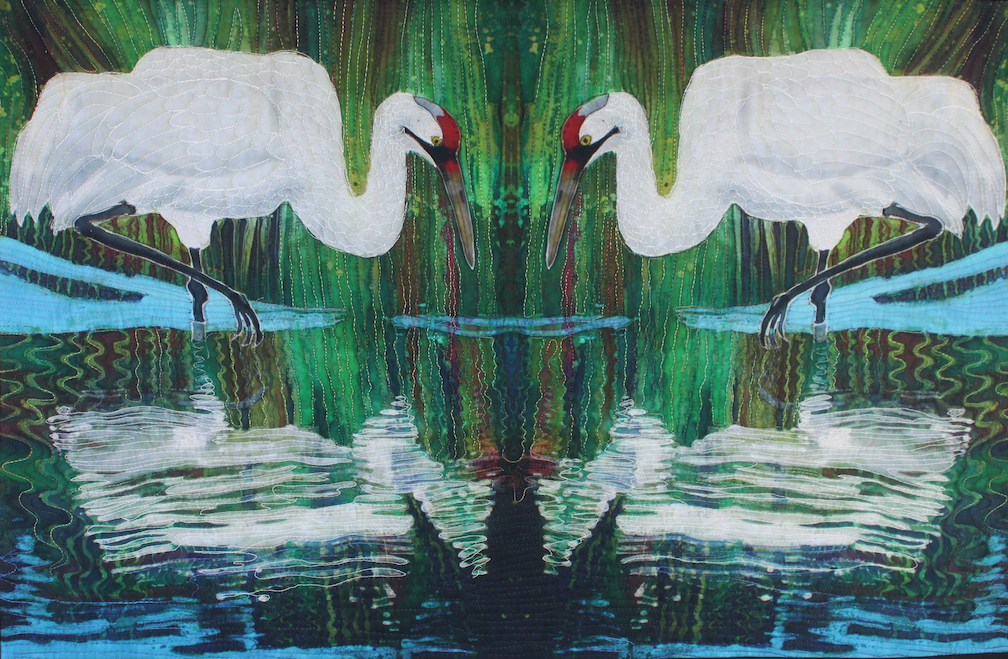 Judith Roderick: Whooper Reflections
