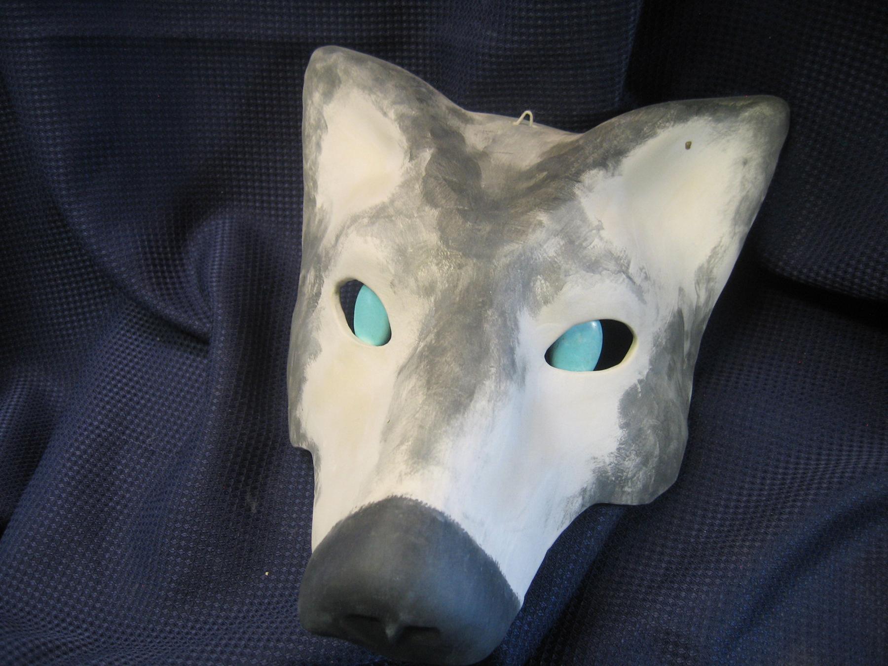 Rick Snow: Wolf Mask