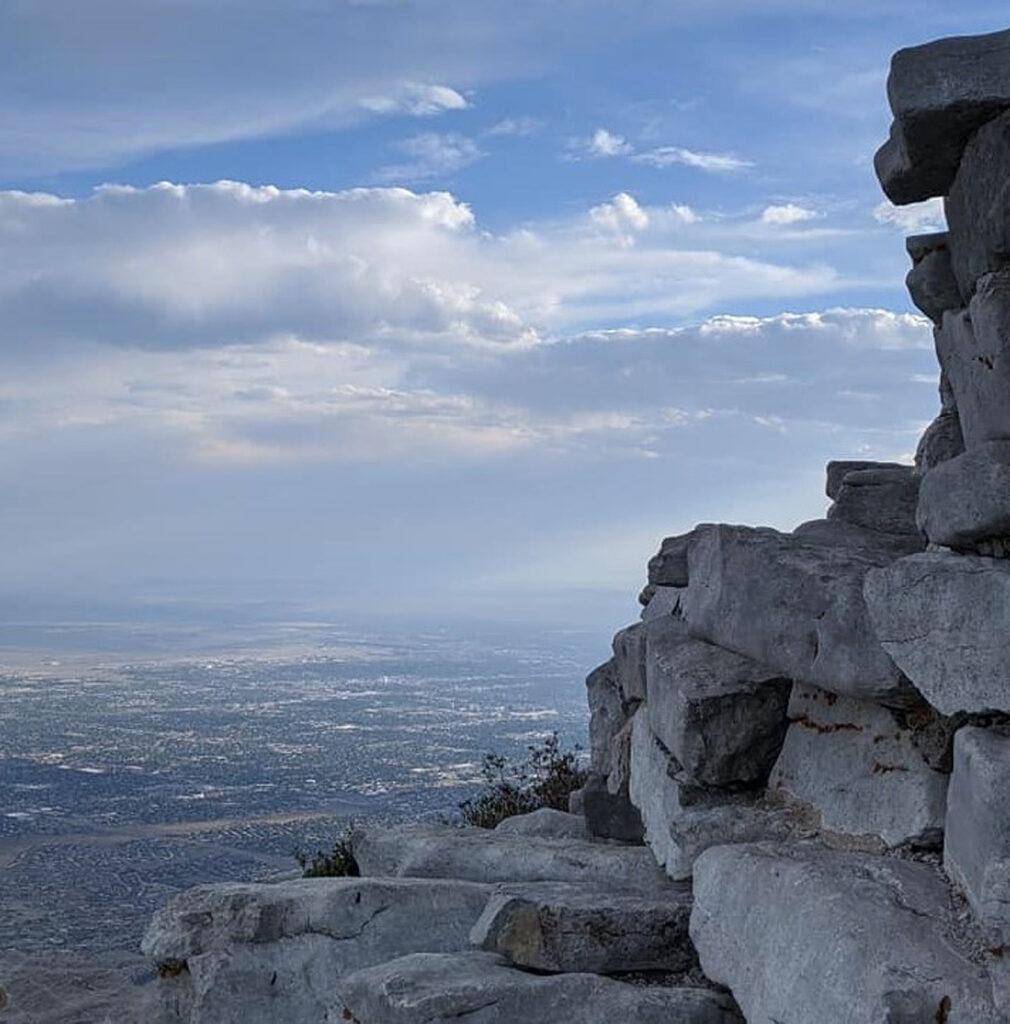 Jen Jaciw: Sandia Peak