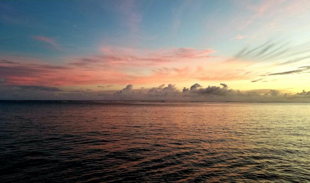 Jen Jaciw: Sunrise at Anini