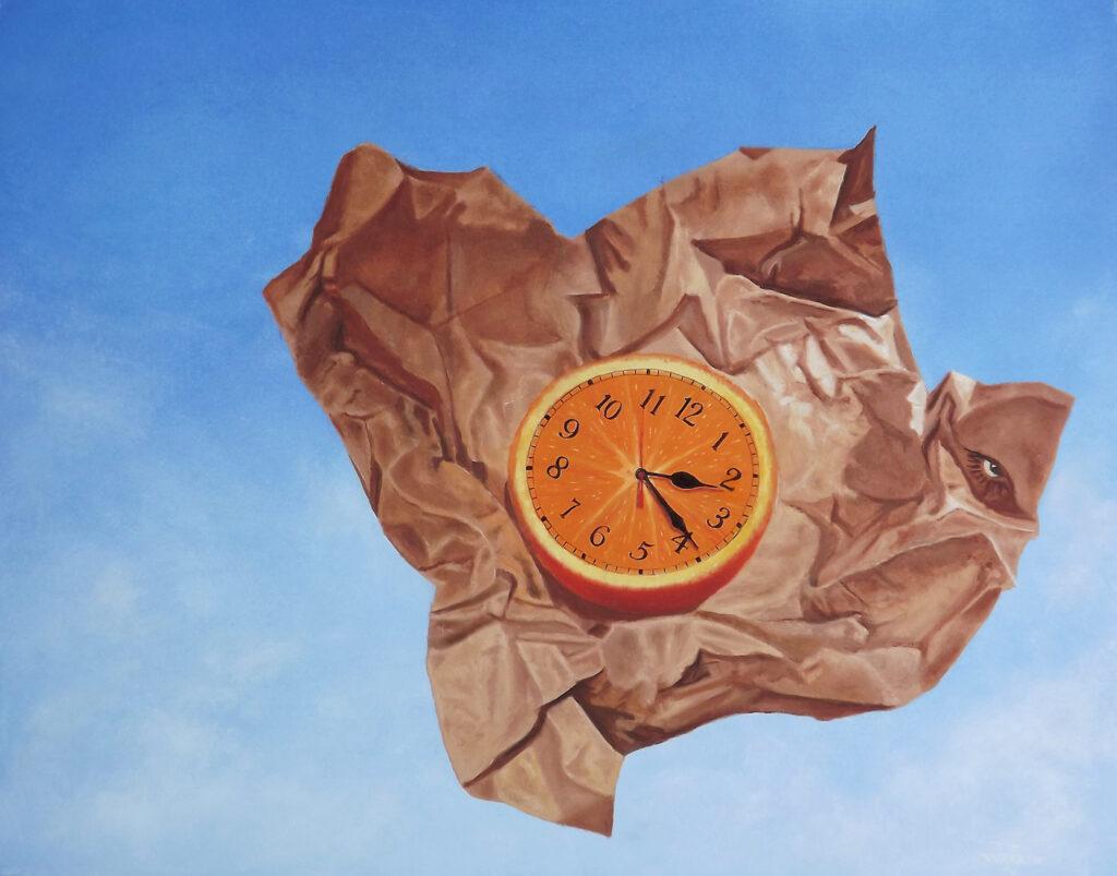 Jeff Warren: A Clockwork Orange